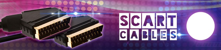 SCART to SCART Cable