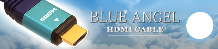 Blue Angel HDMI Cable
