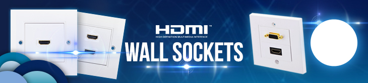 HDMI Wall Socket