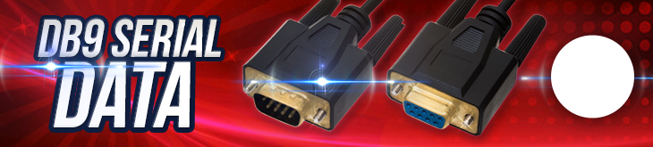 DB9 Serial Data Cable