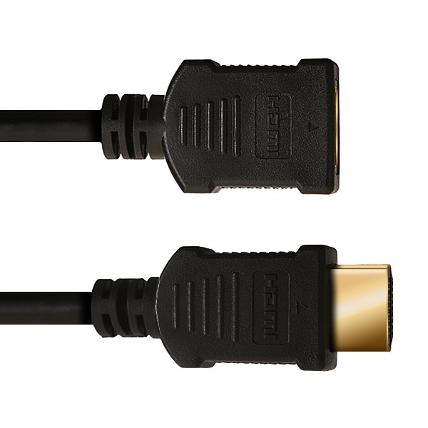 3m HDMI Extension Cable - Male to Female (CMFA3)