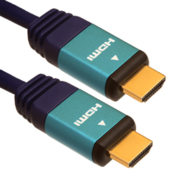 6m HDMI Cable, compatible with 3D - Blue Angel (BAC6)