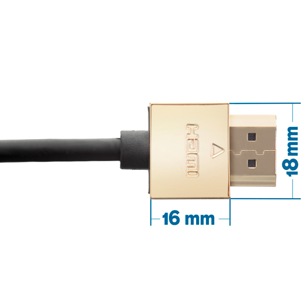 5m HDMI 2.0 Cable, compatible with Xbox One