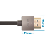 4m HDMI 2.0 Cable, compatible with 3D