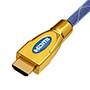 5m 4K HDMI Cable, compatible with LG - Ultimate Blue 4K HDMI Cable (4UBH5)