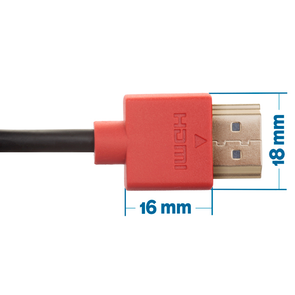 0.5m 4K HDMI Cable
