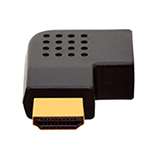 HDMI Female to HDMI Male Vertical Flat Right 90� Angle HDMI Adapter