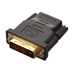 DVI Male to HDMI Female Adapter (AD6)