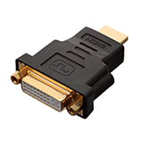 DVI Female to HDMI Male Adapter