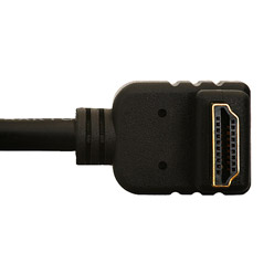 10m HDMI Cable, compatible with PS3 - Double Right Angle  (CAH10)