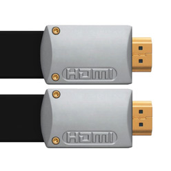 14m HDMI Cable, compatible with PS3 - Ultra Flat Silver