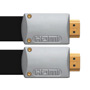15m HDMI Cable, compatible with PS3 - Ultra Flat Silver (CUS15)