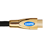 1m HDMI Cable - Ultimate Gold HDMI Cable (GH1)