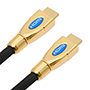 2m HDMI Cable, compatible with Xbox 360 - Ultimate Gold HDMI Cable (GH2)