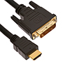 4m HDMI Male to DVI Male Cable (HDVM4)