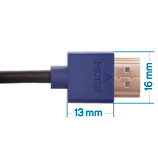 4m HDMI Cable, compatible with SkyHD