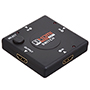 3-Way HDMI Switch 3 In � 1 Out (SW03BLK)