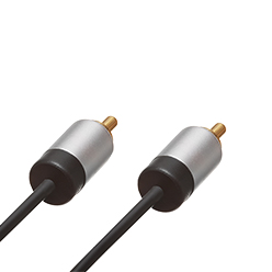 2m Ultimate Platinum 1 RCA to 1 RCA Cable (UP1R2)