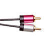 8m Ultimate Platinum 2 RCA to 2 RCA Cables  (UP2R8)